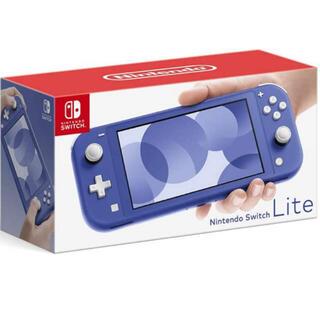 Nintendo Switch - Switch Lite ブルー 新品未開封