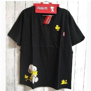 PEANUTS - スヌーピー Tシャツ 半袖 ビックシルエット メンズL〜LL