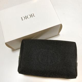 Christian Dior - Dior 非売品 黒 ポーチ