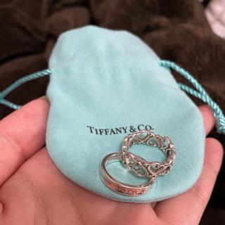 Tiffany & Co. - ティファニー リングセット 即購入OK