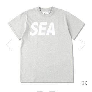 GRAND CANYON - windandsea ロゴTシャツ H.GRAY XL
