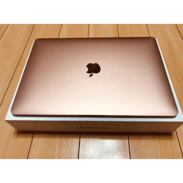 Mac (Apple)(マック)の13インチApple Macbook Air 2020 Itel Core I3 スマホ/家電/カメラのPC/タブレット(ノートPC)の商品写真