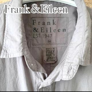 ロンハーマン(Ron Herman)のFrank&Eileen  LUKE イタリアンライトポプリン カラーシャツ(シャツ)
