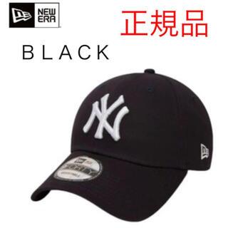 NEW ERA - 新品 未使用 ニューエラ キャップ NY ヤンキース 黒 ブラック