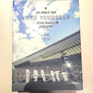 防弾少年団(BTS) - BTS WORLD TOUR'LOVE YOURSELF:SPEAK YOURS