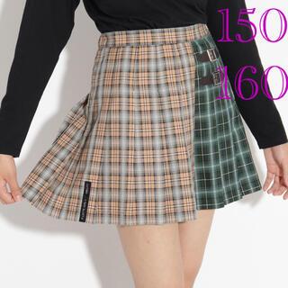 ピンクラテ(PINK-latte)の新品 ピンクラテ スカート 150(スカート)