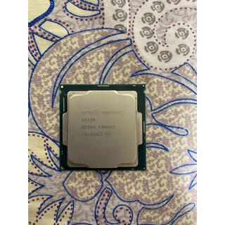 Pentium Gold G5420 3.8 GHz 4 MB LGA1151