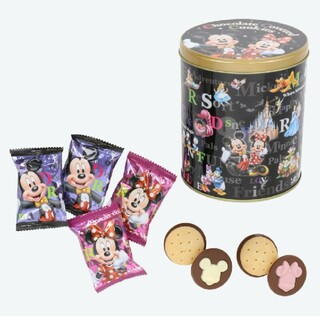 Disney - 東京ディズニーリゾート限定品 お菓子 クッキー ミッキー ミニー