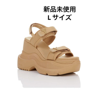 Yellow boots - 完売商品★yello NAKED DOUBLE SNEAKER SANDALS