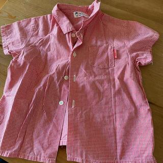 ファミリア(familiar)のファミリア シャツ 100(Tシャツ/カットソー)