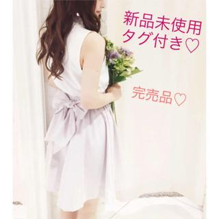 evelyn - 8/6までお値下げ【新品タグ付き】evelyn♡アンミール♡リボン♡スカート