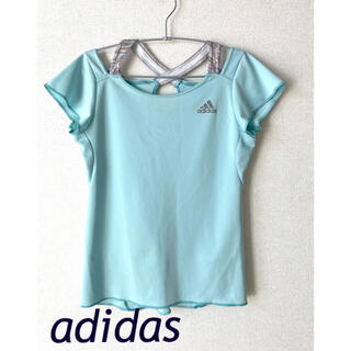 adidas - adidas アディダス Tシャツ トップス ヨガ ランニングウェア