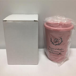 メゾンドフルール(Maison de FLEUR)の新品 メゾンドフルール♡ノベルティ タンブラー  ピンク(タンブラー)