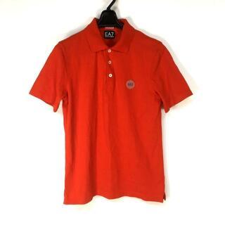 エンポリオアルマーニ(Emporio Armani)のエンポリオアルマーニ 半袖ポロシャツ S -(ポロシャツ)