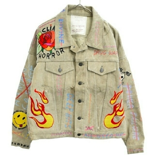 READYMADE OVER SIZE WORK JACKET 1