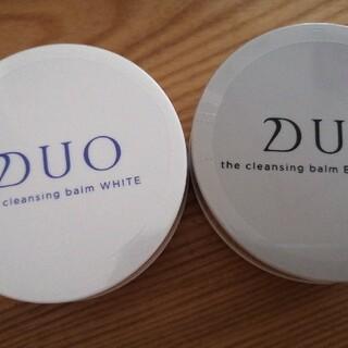 DUO (デュオ) ザ クレンジングバーム ブラック リペア ホワイト
