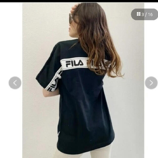 GYDA - GYDA FILA tシャツ