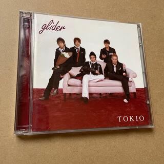 ユニバーサルエンターテインメント(UNIVERSAL ENTERTAINMENT)のTOKIO glider[ 初回限定盤A ] 2CD(ポップス/ロック(邦楽))