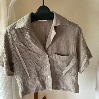 シールームリン(SeaRoomlynn)のSearoomlynn リネンシャツ(シャツ/ブラウス(半袖/袖なし))