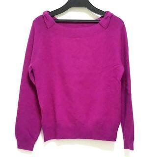 トッカ(TOCCA)のトッカ 長袖セーター サイズXS レディース(ニット/セーター)