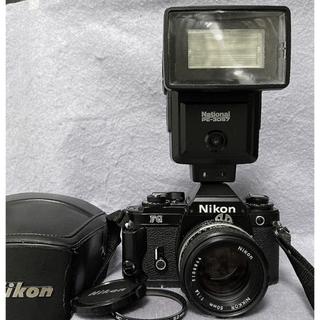 Nikon - ☆フィルムカメラ+フラッシュ