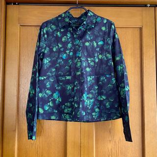 コス(COS)の【新品】コス COS シャツジャケット(シャツ/ブラウス(半袖/袖なし))