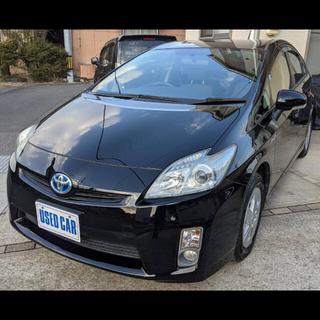 トヨタ(トヨタ)のTOYOTA プリウス30 S  革シート ハイブリッドバッテリー交換済(車体)