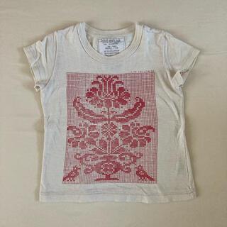 ゴートゥーハリウッド(GO TO HOLLYWOOD)のgotohollywood フォークロア Tシャツ 110(Tシャツ/カットソー)
