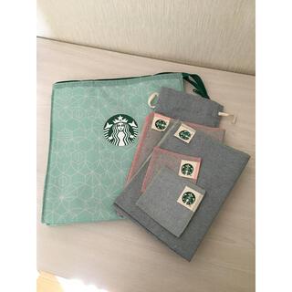 スターバックスコーヒー(Starbucks Coffee)のスターバックス クーラーバッグ&コットングッズ(その他)