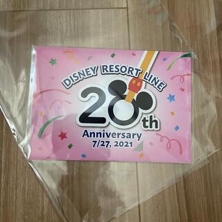 Disney - ディズニー リゾートライン 20周年記念チケット