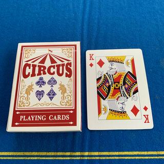 サーカス(circus)のCIRCUS One Way Deck ♦️K(ワンウェイデック)53枚(トランプ/UNO)