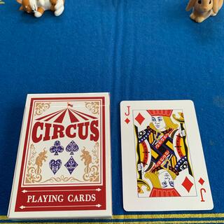 サーカス(circus)のCIRCUS One Way Deck ♦️J(ワンウェイデック)53枚(トランプ/UNO)
