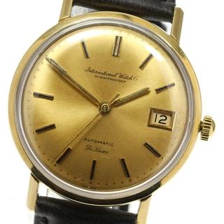 インターナショナルウォッチカンパニー(IWC)のIWC シャフハウゼン アンティーク R807A メンズ 【中古】(腕時計(アナログ))