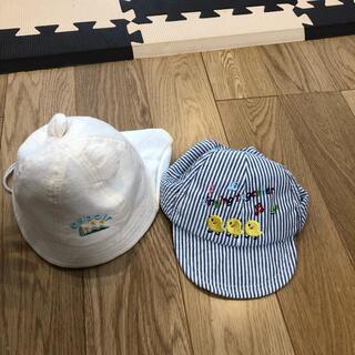 ニシマツヤ(西松屋)のベビー帽子(帽子)