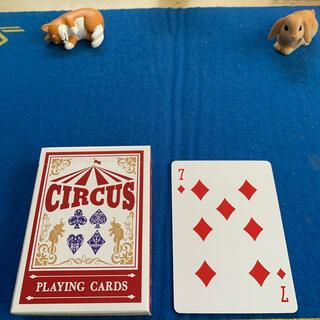 サーカス(circus)のCIRCUS One Way Deck ♦️7(ワンウェイデック)53枚(トランプ/UNO)