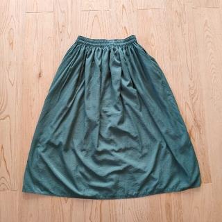 ユニクロ(UNIQLO)のスカート(ロングスカート)
