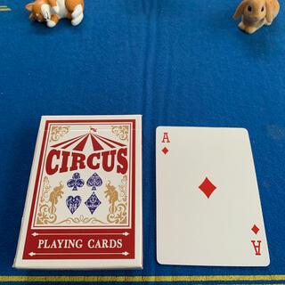サーカス(circus)のCIRCUS One Way Deck ♦️A(ワンウェイデック)53枚(トランプ/UNO)