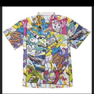 ユニバーサルスタジオジャパン(USJ)のユニバーサルスタジオジャパン 110  ユニバシャツ 20周年 NOLIMIT!(Tシャツ/カットソー)