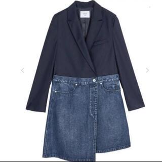 Ameri VINTAGE - [新品] アメリヴィンテージ ♦ denim docking jacket