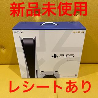 SONY - PS5 通常版 新品未使用品