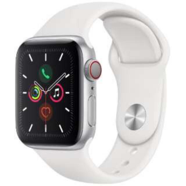 Apple Watch(アップルウォッチ)のアップルウォッチ Applewatch series5 メンズの時計(腕時計(デジタル))の商品写真