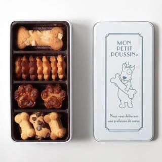 モン・プティ・プッサン オリジナルクッキー缶(菓子/デザート)