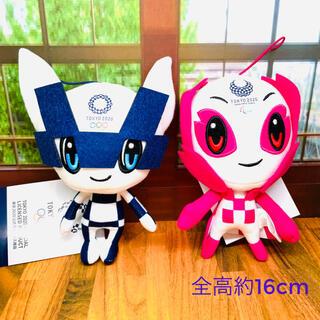 東京2020 オリンピックマスコット ミライトワ ソメイティ セット