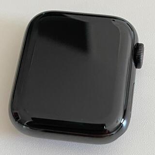 Apple - Apple Watch 5 ブラックステンレス 40mm 美品 Cellular