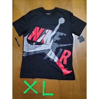 NIKE - NIKE サイズ XL JORDAN×NIKE AIR JUMP MAN 黒XL