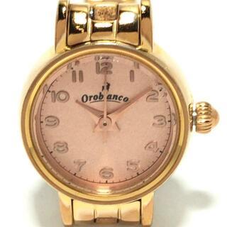 オロビアンコ(Orobianco)のオロビアンコ 腕時計 - レディース(腕時計)