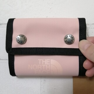 THE NORTH FACE - 【新品】THE NORTH FACE BC Dot Wallet ピンク