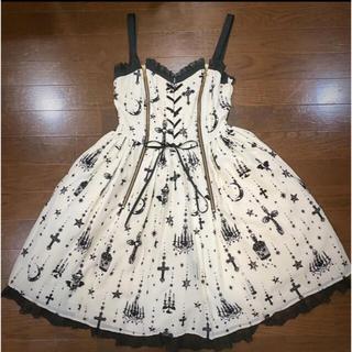 Angelic Pretty - ♡ホーリーランタン Holy Lanternジャンパースカート♡
