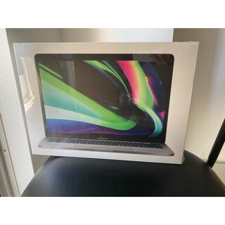 Apple - 新品未開封 MacBook Pro スペースグレー 13インチ M1チップ