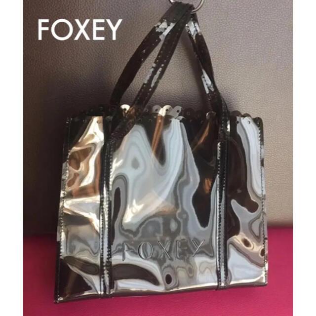 FOXEY(フォクシー)の《美品未使用》フォクシー ミニトートバッグ ノベルティ レディースのバッグ(トートバッグ)の商品写真